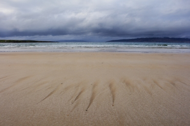 Soft light on Narin Strand, Co. Donegal.